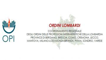 Posizionamento OPI Lombardi questione Vaccini COVID 25-1-21